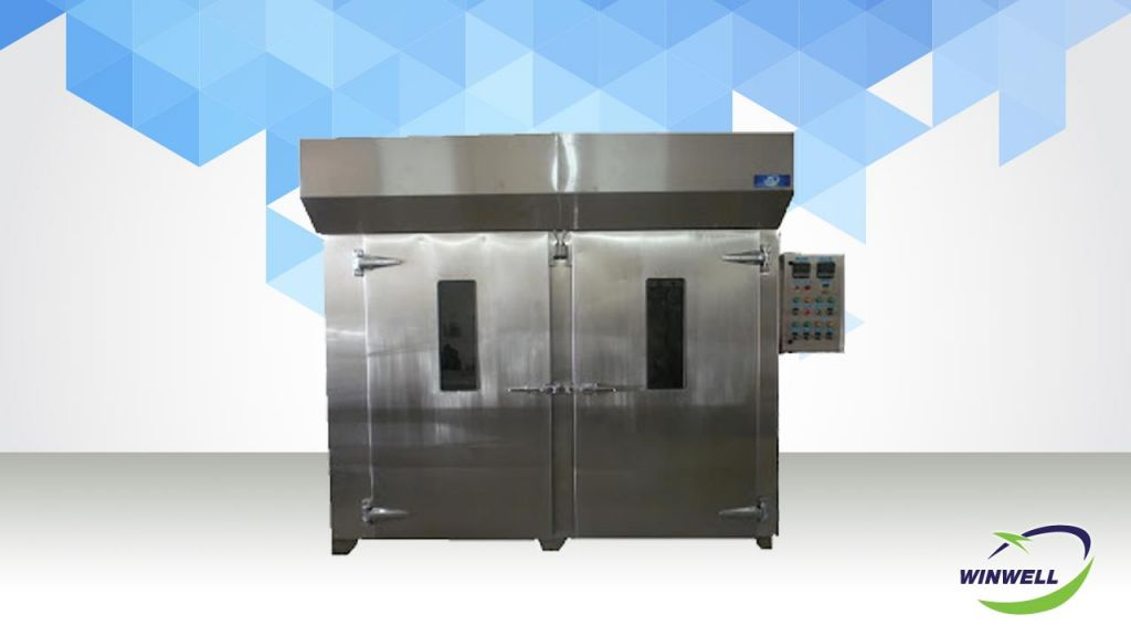 Electrical Heating Oven WE 163E