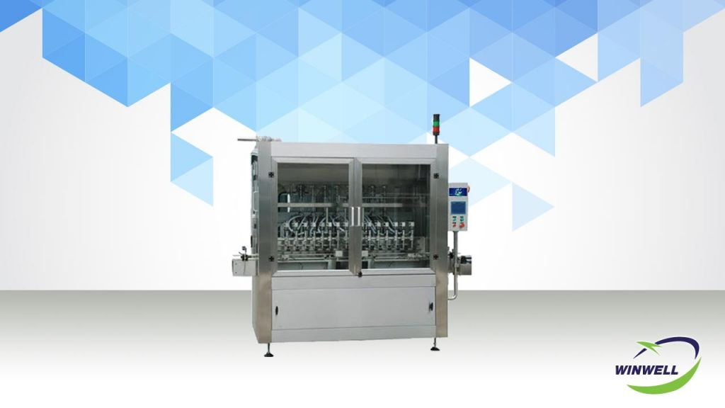 Intellectual High Viscosity Filling Machine CCG1000-12F/WE